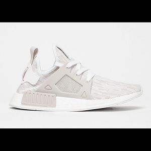 Adidas NMD XR1 Pearl Grey Shoes
